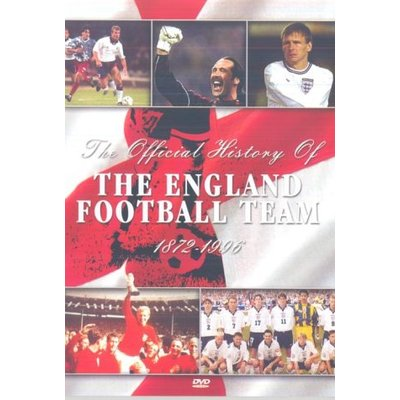 The Official History Of The England Football Team 1872-1996 [DVD] – DVD  6TVG