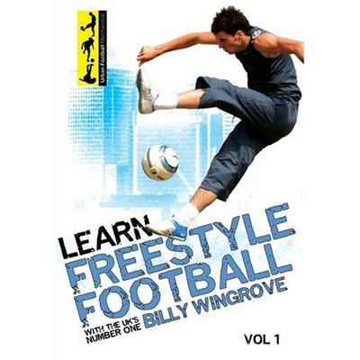 Learn Freestyle Football With Billy Wingrove DVD (2006) Billy Wingrove cert E