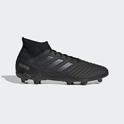 Football Shoes adidas Predator 19.3 Fg F35594 Black Original New Man