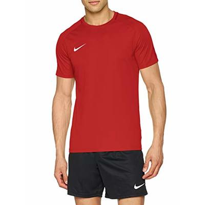 Nike Men's M Dry Acdmy18 T-Shirt, University red/Gym red/(White), M