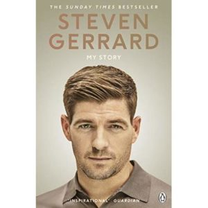 My Story by Gerrard, Steven, Paperback Used Book, Good, FREE & FAST Delivery