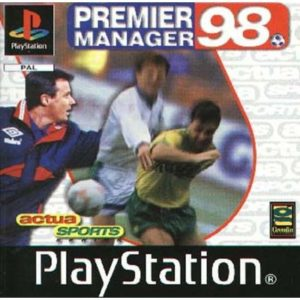 Premier Manager 98 – PS1 – PAL Black Label – Complete – Tested