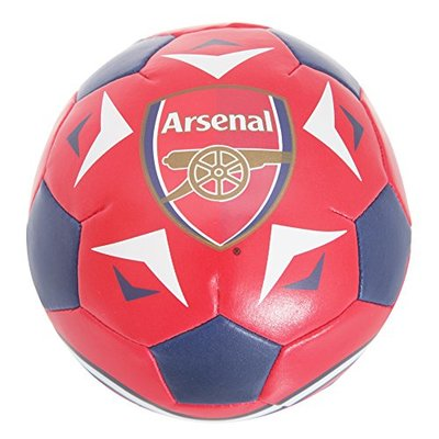 Club Licensed Arsenal 4″ Soft Ball – One Size