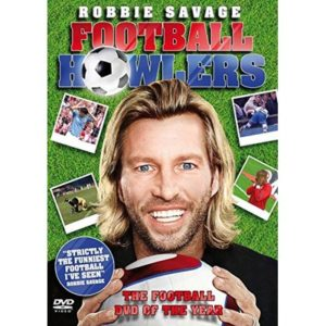 Robbie Savage's Ultimate Football Howlers DVD (2011) Robbie Savage cert E
