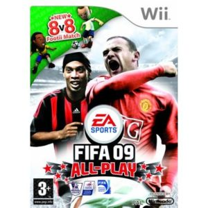 Very Good, FIFA 09 All-Play (Wii), , Video Game