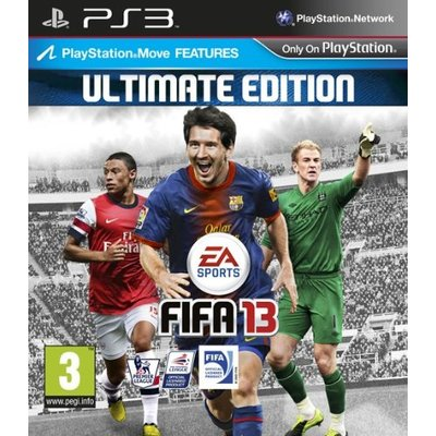 FIFA 13 – Ultimate Edition (PS3)