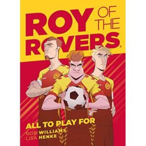 Roy of the Rovers: All To Play For (Comic 5) (Roy of the R… NEW Paperback Book