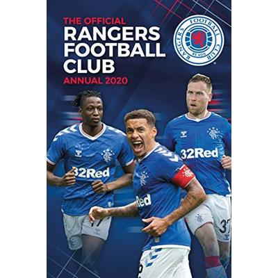 The Official Rangers Annual 2020