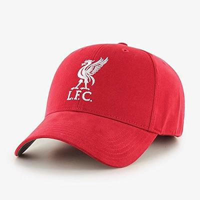 Official Licensed Football Team Caps (Various Team's to Choose from!) (LIVERPOOL)