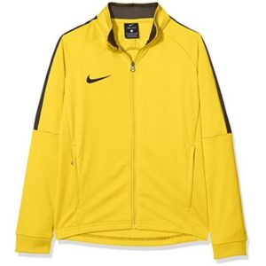 Nike Kids Dry Academy 18 K Track Jacket – Tour Yellow/Anthracite/Black, X-Large