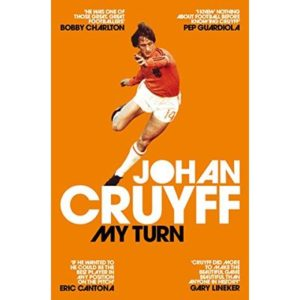 My turn: the autobiography by Johan Cruyff (Paperback / softback) Amazing Value