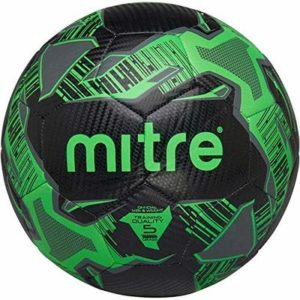 Mitre Relay Training Quality Football – Green – Size 5