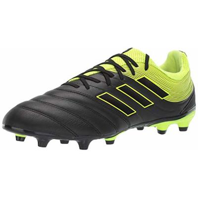 adidas Mens Copa 19.3 Firm Ground Black Size: 12.5 UK