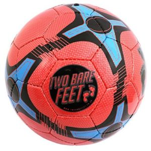 TBF Copa Football Soccer Ball (Red / Blue)