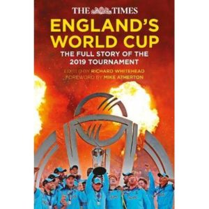 The Times England's World Cup: The Full Story of the 20 – Hardback NEW Whitehead
