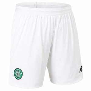 Celtic Home Shorts 2019-20 – Kids