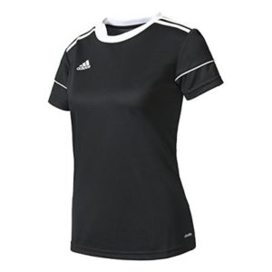 Adidas Squadra 17 short Sleeve Jersey Ladies Black