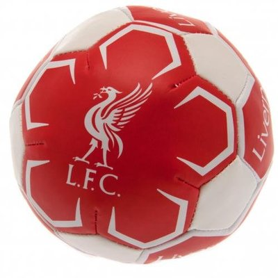 Liverpool F.C. 4 inch Soft Ball Official Merchandise