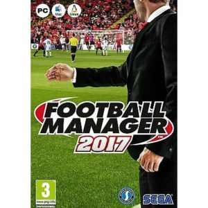 NEW & SEALED! Football Manager 2017 PC DVD Game