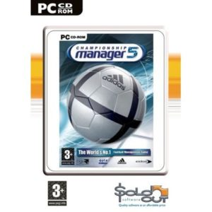 CHAMPIONSHIP MANAGER 5 Pc Cd Rom CM5 CM  – FAST DISPATCH