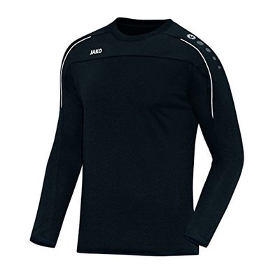 JAKO Men's Sweat Classico, Black, M