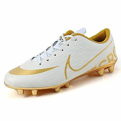C Roth Assassin 13th Generation Football Shoes Men and Women tf Broken Nails Golden Training Shoes