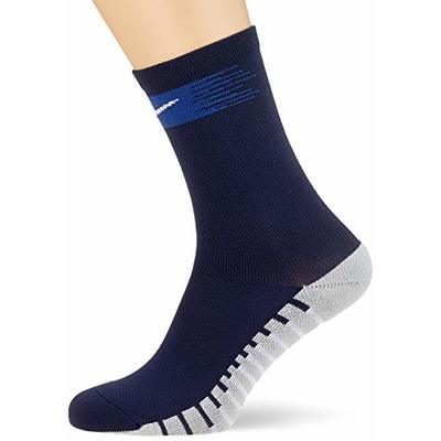 Nike U NK MATCHFIT CREW-TEAM Socks – Obsidian/Deep Royal/(White), M