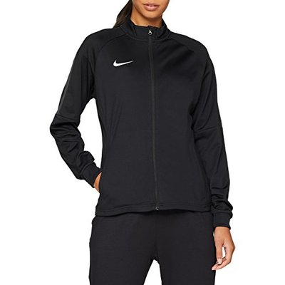 Nike Women's ACADEMY18Knit Track Jacket, Womens, Black/Anthracite/White , L