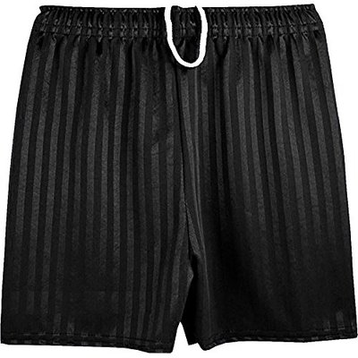 Only Global Shadow Stripe Pe Shorts Black 7-8 Years