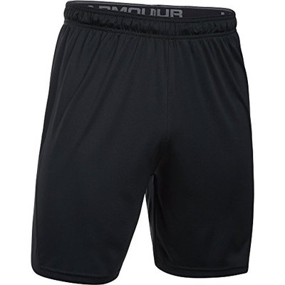 Under Armour Challenger Ii Knit Men's Short, Black / Graphite (001), Large