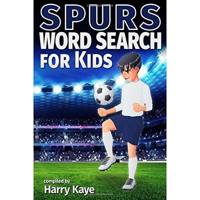 Kaye, Harry : Spurs Word Search for Kids: Tottenham Ho FREE Shipping, Save £s