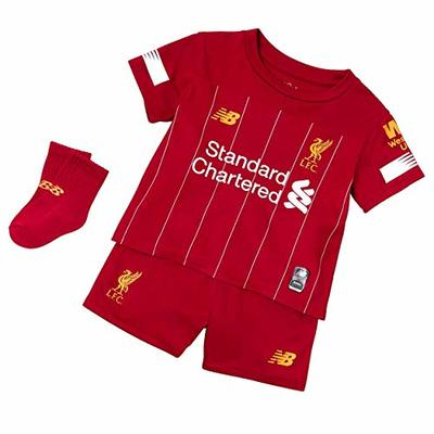 New Balance Kid's LIVERPOOL FC 2019/20 HOME INFANT KIT Set, 6-7 Years