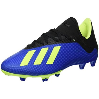 adidas X 18.3 Firm Ground Mens Football Boots – Blue