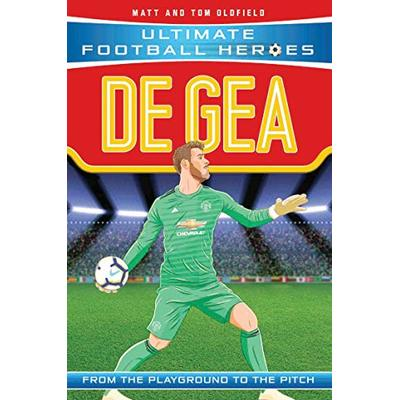 De Gea (Ultimate Football Heroes) – Collect Them All!