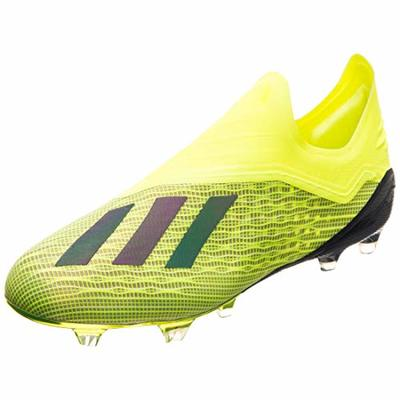 adidas X 18+ Fg, Men's Footbal Shoes, Yellow (Gelb/Schwarz Gelb/Schwarz), 10.5 UK (45 1/3 EU)