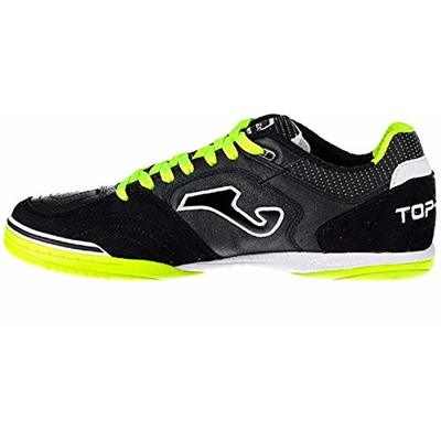 Joma FOOTBALL SHOES TOP FLEX TURF 901 BLACK-YELLOW FLUO