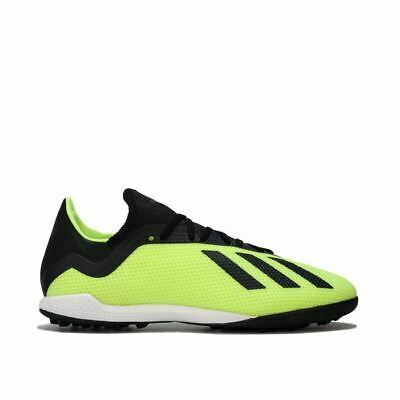 Men's adidas X Tango 18.3 TF Football Trainers in Yellow