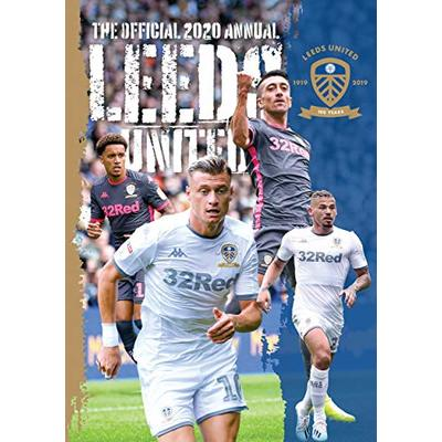 The Official Leeds United FC Annual 2020, twocan, Used; Good Book