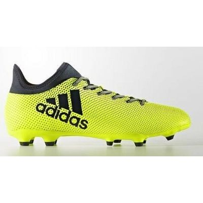 adidas S82366 X 17.3 Firm Ground Mens Football Boots – Yellow Size UK 8.5 (N115)