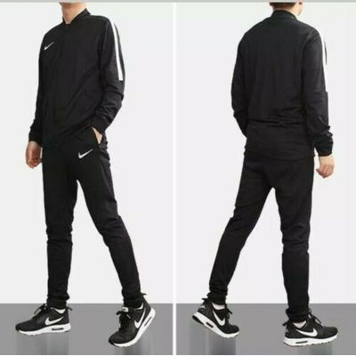 Nike Dri-Fit Academy Tracksuit Gym Football Mens UK Size S Brand New With Tags
