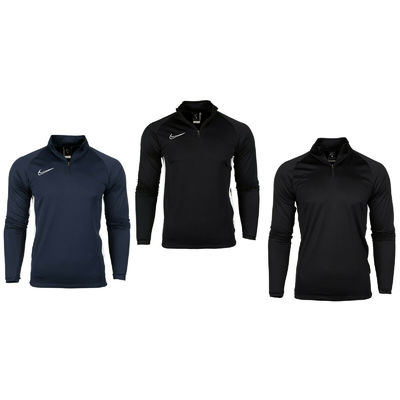 Nike Dry-FIT Academy Mens Zip Tracksuit Top Jacket Jumper Sweatshirt