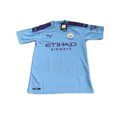 Puma Manchester City Mens Home Shirt 'Silva 12' BNWT