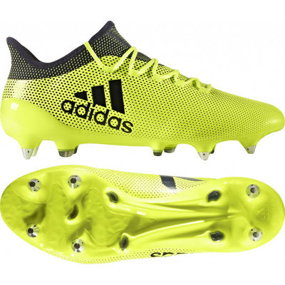 Adidas Mens X 17.1 SG Football Boots Soccer Cleats S82314  UK 6,6.5,7,7.5 SALE