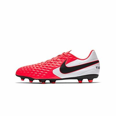 Nike Legend 8 Club Fg/mg Multi-Ground Soccer Cleat Mens At6107-606 Red Size: 9 UK