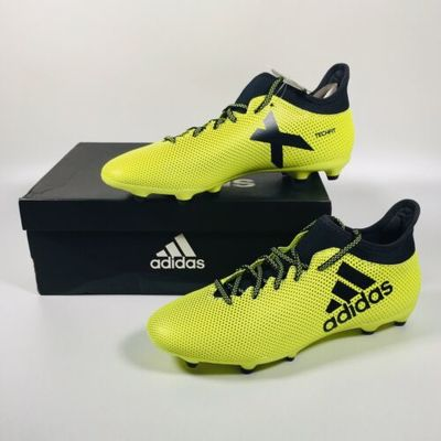 Adidas X 17.3 FG Mens Football Soccer Boots Shoes, Size UK 9.5 –  NEW IN BOX