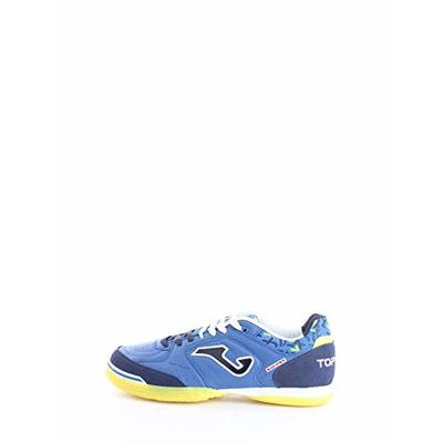 Joma Men's Tops.804.in Futsal Shoes, Blue (Royal Indoor 804), 7 UK