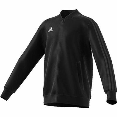 Adidas Kid's Condivo 18 Jacket, Black/White, 152 (L)