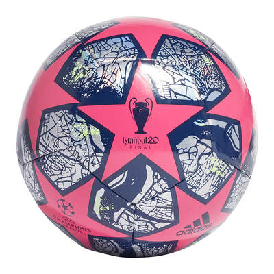 Adidas Finale Istanbul Training Ball Pink