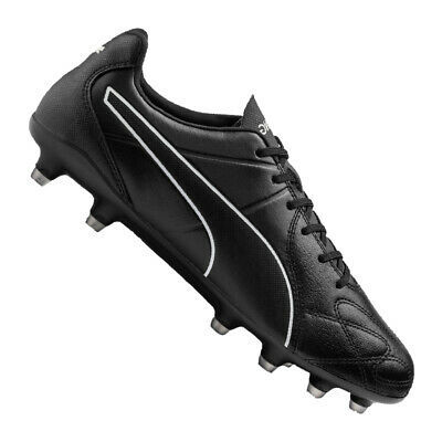 PUMA King Hero Fg Black White F01