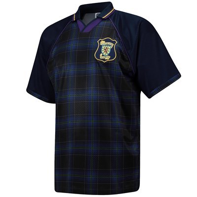 Scotland 1996 European Championship Shirt